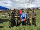 Bob with CAP Cadets