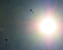 Soyuz coming down