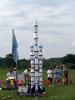 Foam Launch Vehicle (FLV)