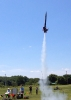 Interceptor E lifts off