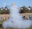 Turbine Rocket Saucer
