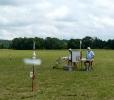 Satellite Interceptor launch